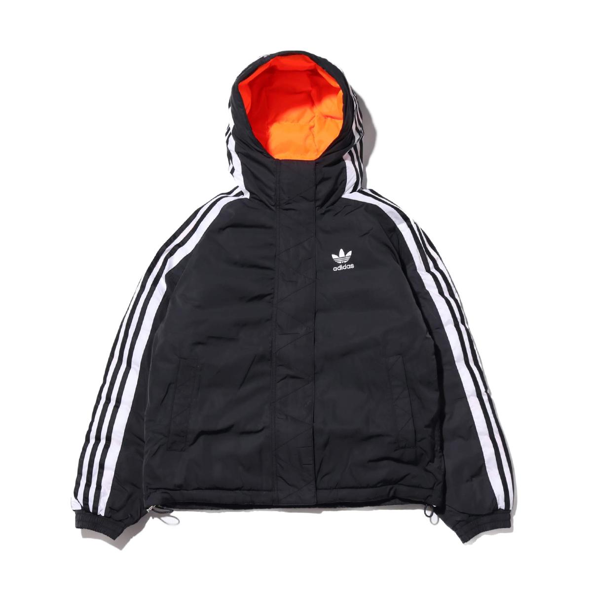 adidas SHORT DOWN JACKET(アディダス ショート ダウン ジャケット)BLACK【レディース ジャケット】19SS-I