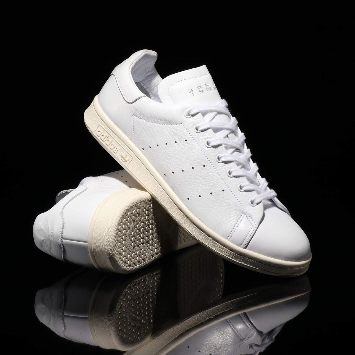 official photos 59a30 8b74c adidas Originals STAN SMITH RECON (アディダスオリジナルススタンスミスリーコン) RUNNING  WHITE/RUNNING WHITE/OFF WHITE 19FW-S