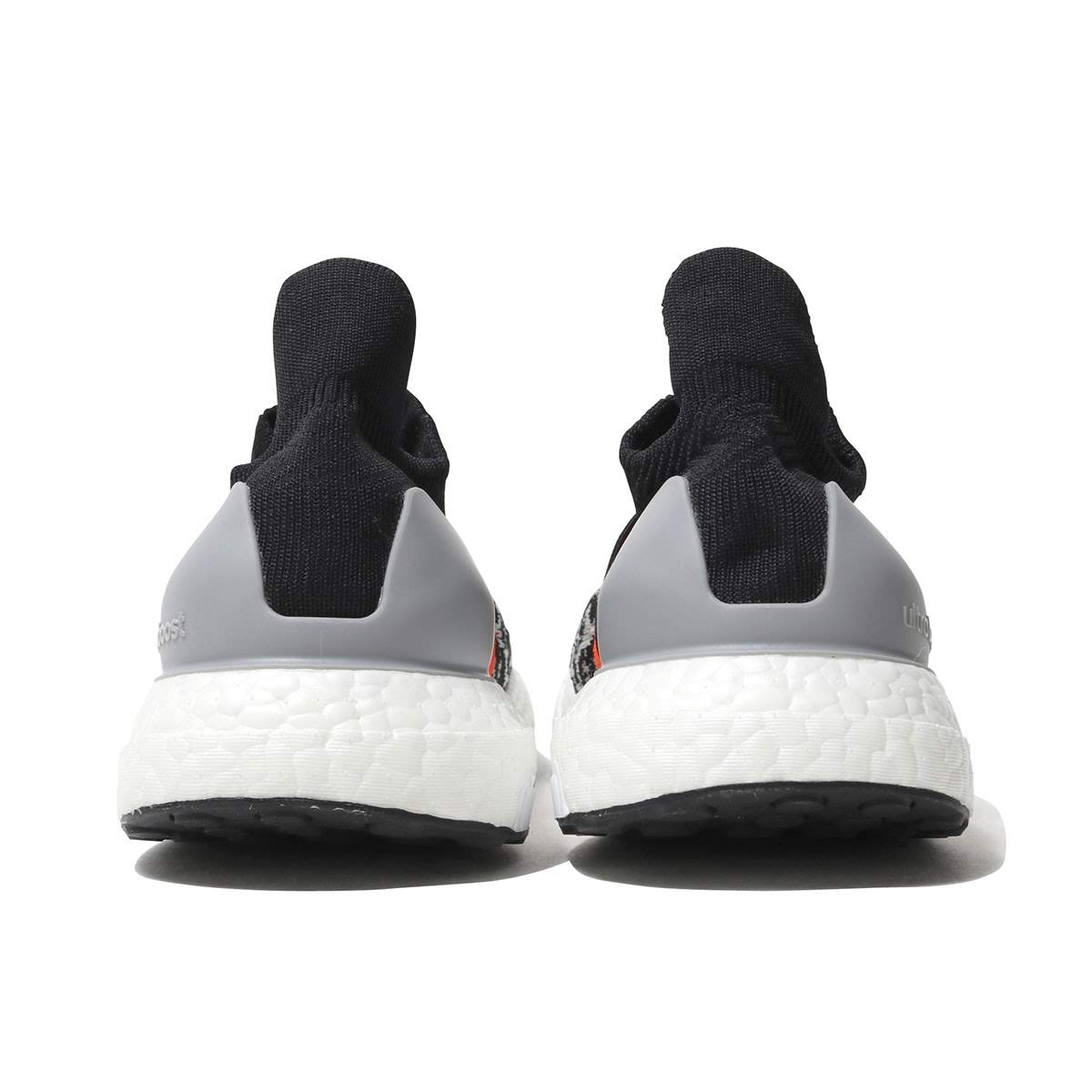 check out 14be4 a0663 adidas UltraBOOST X 3D (Adidas ultra boost X 3D) CORE BLACK/CORE  WHITE/SOLAR RED 19SS-I