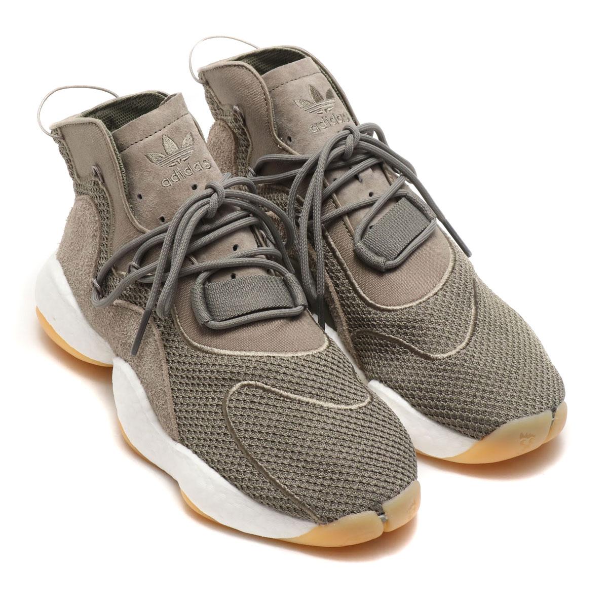 adidas Originals CRAZY BYW LVL I(アディダスオリジナルス クレイジー BYW LVL I)TRACE CARGO/RAW KHAKI/GUM16【メンズ スニーカー】19SS-I