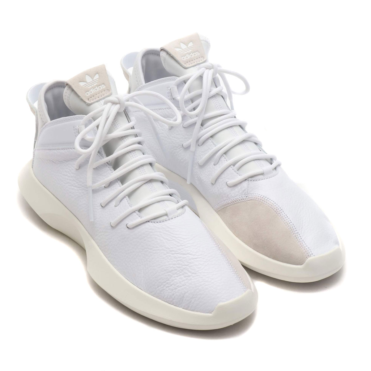 adidas Originals CRAZY 1 ADV(アディダスオリジナルス クレイジー 1 ADV)RUNNING WHITE/RUNNING WHITE/SUPPLIER COLOR【メンズ スニーカー】19SS-I