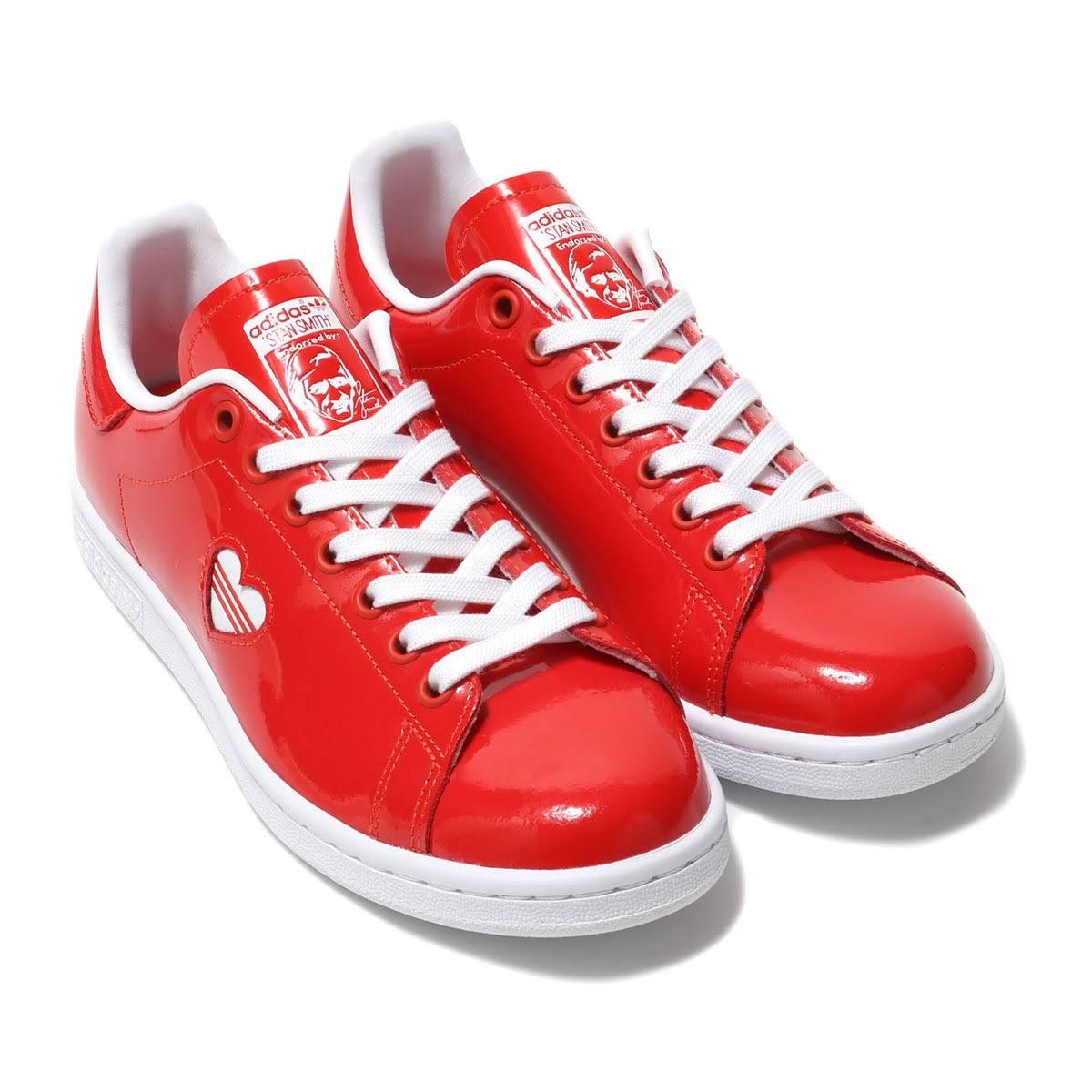 adidas Originals STAN SMITH W(アディダスオリジナルス スタンスミス W)ACTIVE RED/RUNNING WHITE/ACTIVE RED【メンズ レディース スニーカー】19SS-I