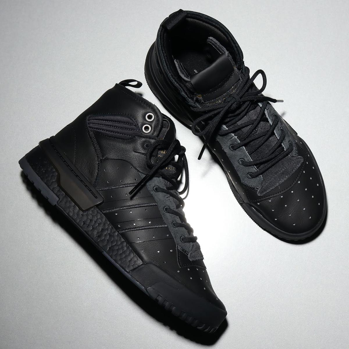 adidas Originals RIVLRY RM(アディダスオリジナルス ライバルリー RM)CORE BLACK/CARBON/GREY SIX【メンズ レディース スニーカー】19SS-S