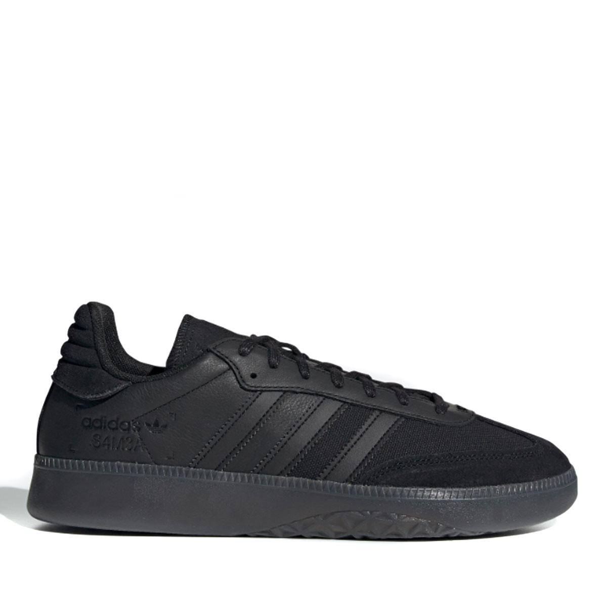 adidas Originals SAMBA RM (アディダスオリジナルス サンバ RM)CORE BLACK/CORE BLACK/FTWR WHITE【メンズ スニーカー】19SS-I