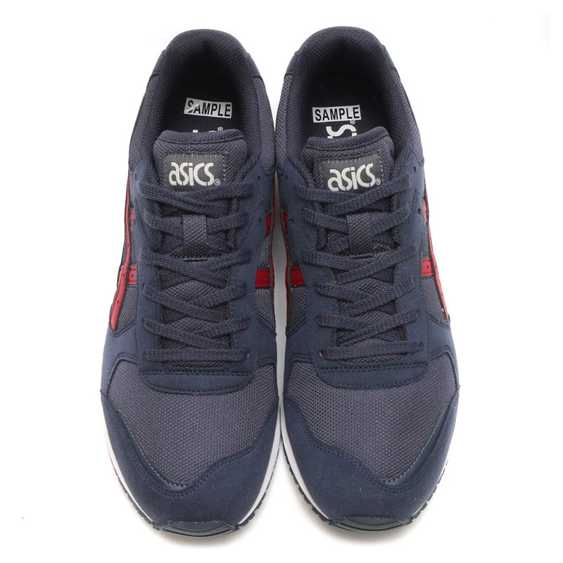 ASICS Tiger GEL-CLASSIC (아 식스 젤-클래식) INDIAN INK/BURGUNDY 16AW-I
