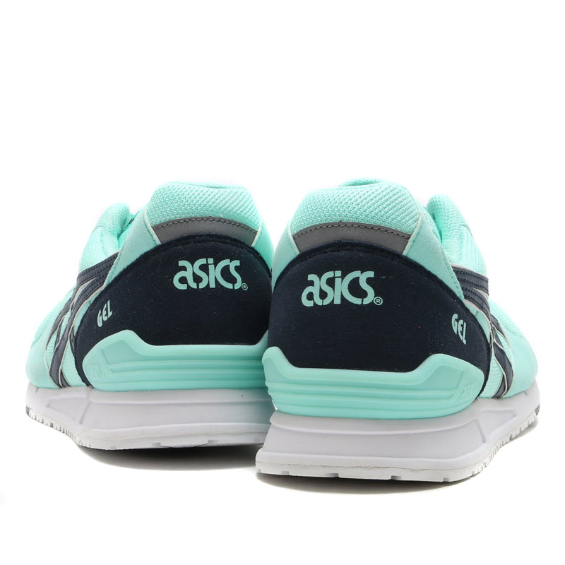 ASICS Tiger GEL-CLASSIC (ASICs Tiger gelclassic) LIGHT MINT/INDIAN INK 16SS-I