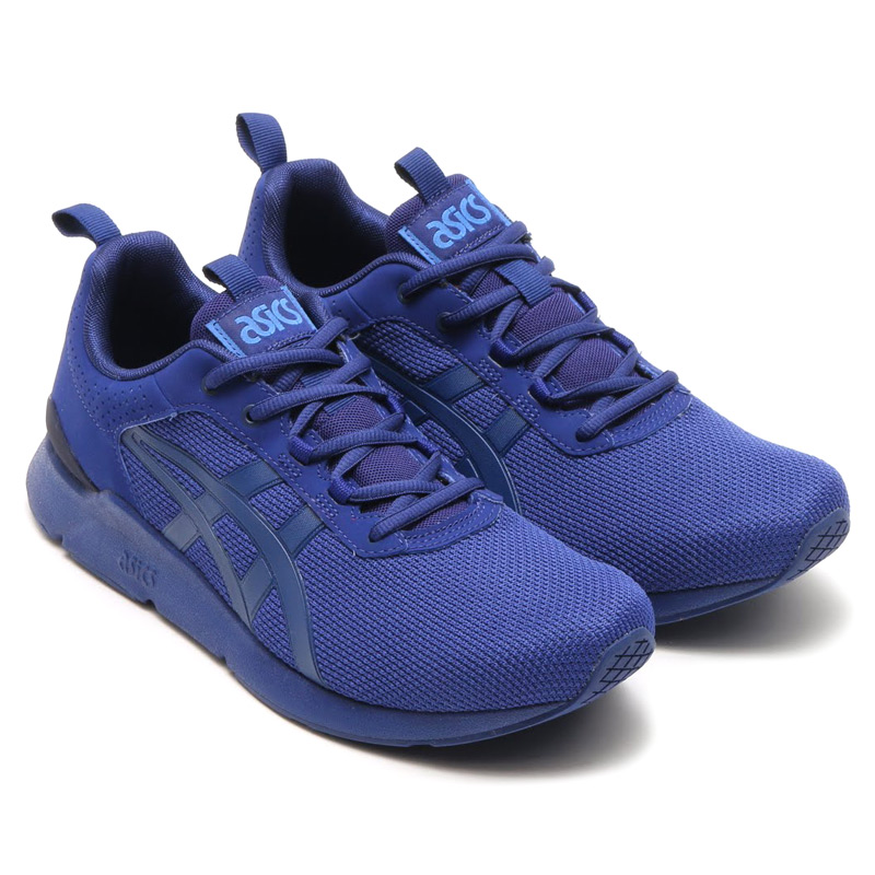 GELLYTE RUNNERs model combined with cool clean running styles of the  90s and contemporary design and functionality Achieved through the GEL with