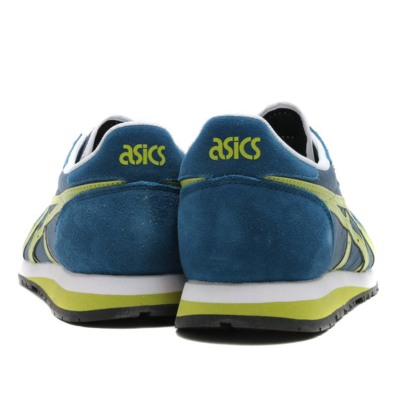 Asics Tiger OC RUNNER (아 식스 타이거 OC 주자) REGION BLUE/GREEN OASIS 16SS-I