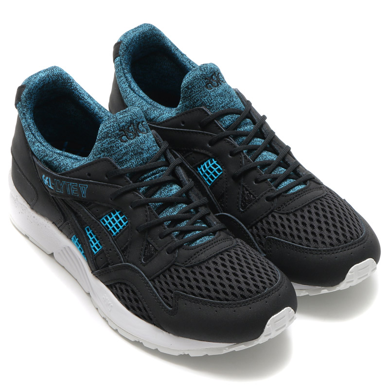 ASICS Tiger GEL LYTE V (ASICs Tiger differeces 5) (BLACKK