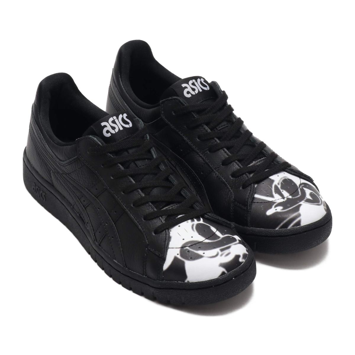 asics Tiger GEL-PTG Disney(アシックス タイガー ゲル PTG ディズニー)BLACK/BLACK【メンズ レディース スニーカー】18HO-S