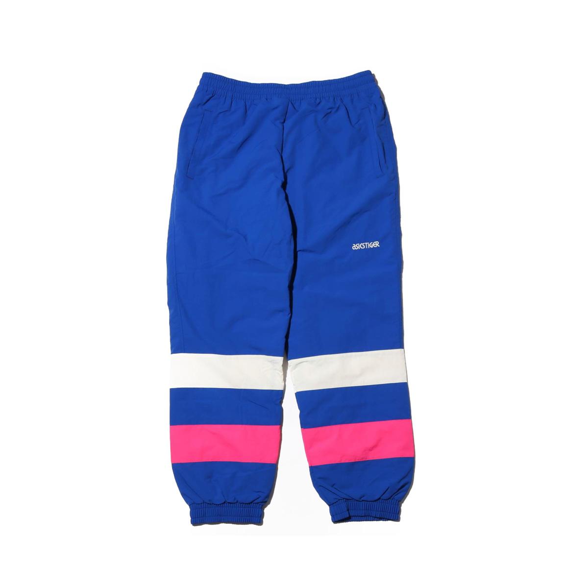 ASICSTIGER CB WB Pants(アシックスタイガー CB WB パンツ)ASICS BLUE【メンズ レディース パンツ】18FW-I