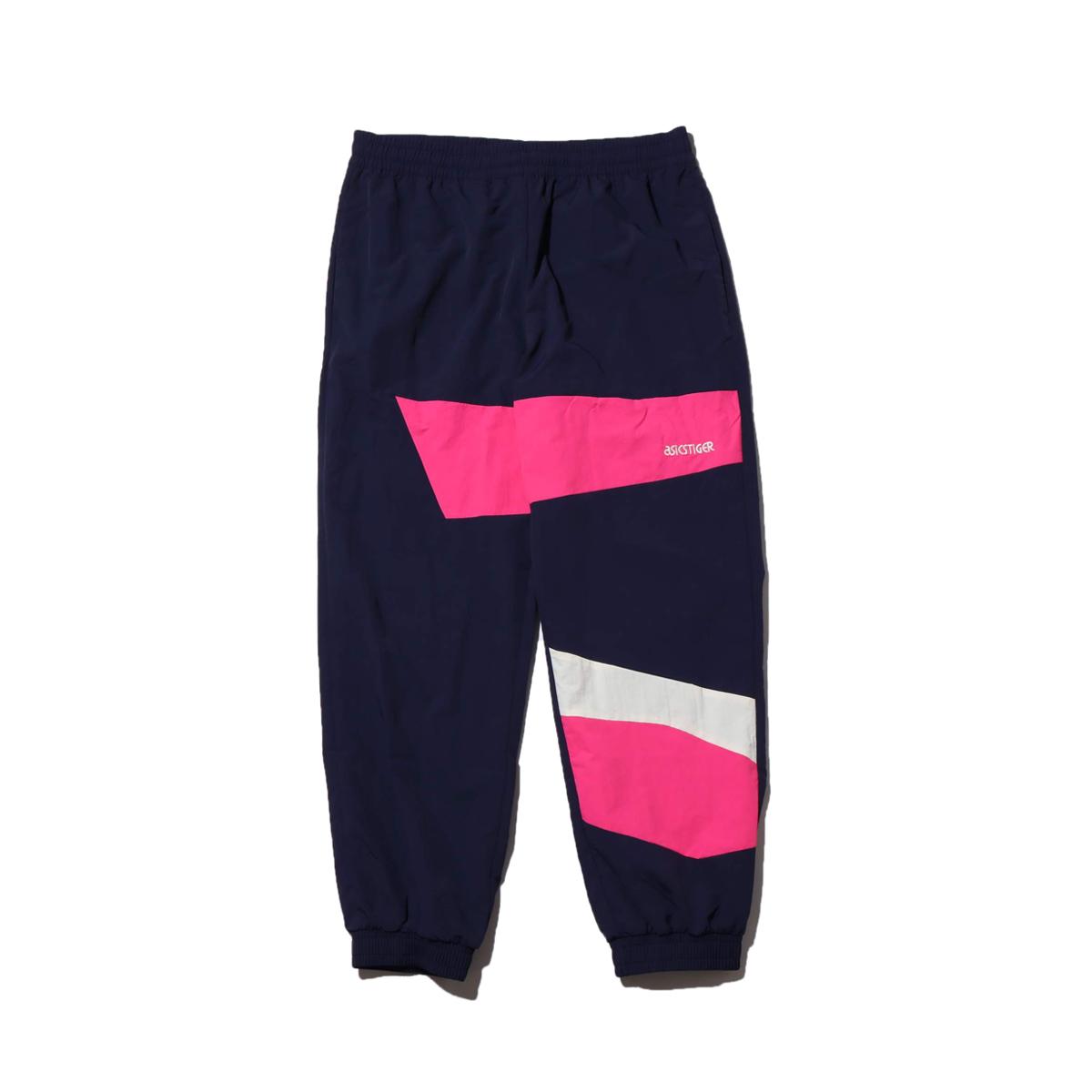 ASICSTIGER CB Woven Track Pants(アシックスタイガー CB ウーブン トラック パンツ)PEACOAT【メンズ レディース パンツ】18FW-I