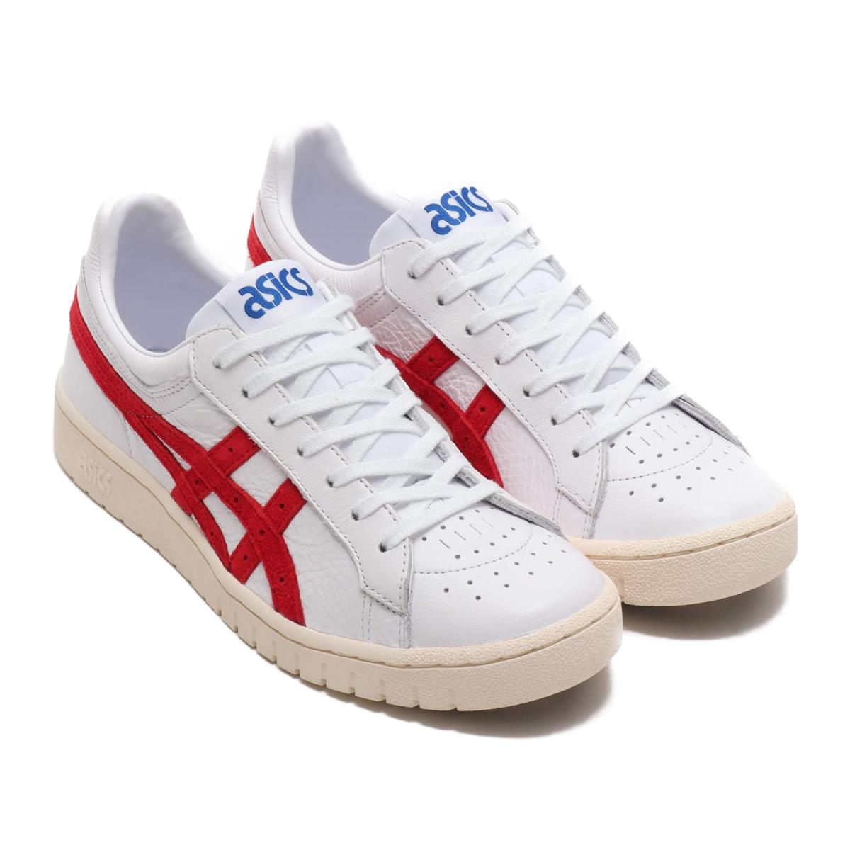 ASICSTIGER GEL-PTG (アシックスタイガー ゲル PTG) (WHITE/HAUTE RED)19SS-I