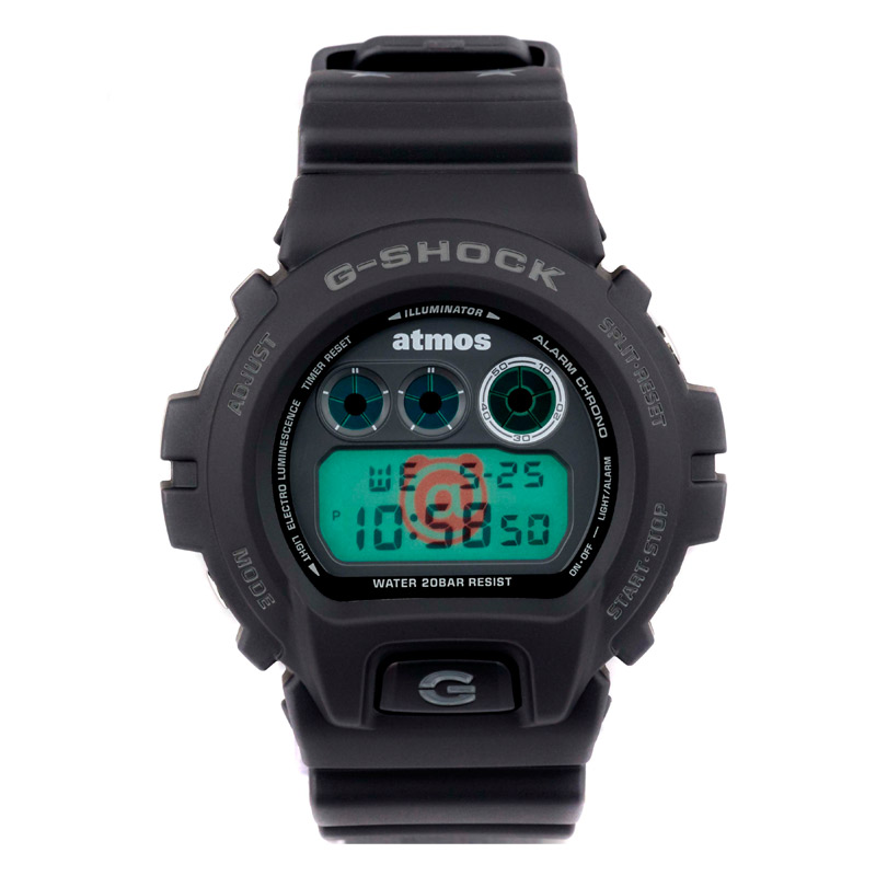 G-SHOCK BE @ RBRICK × atmos DW-6900 (G 쇼크 베어 브릭 × 엣 모스 DW-6900) 16FW-S