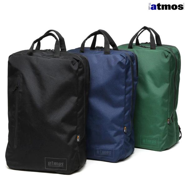 atmos ORIGINAL BAG L【アトモス オリジナル バッグ L】3色展開15FW-I