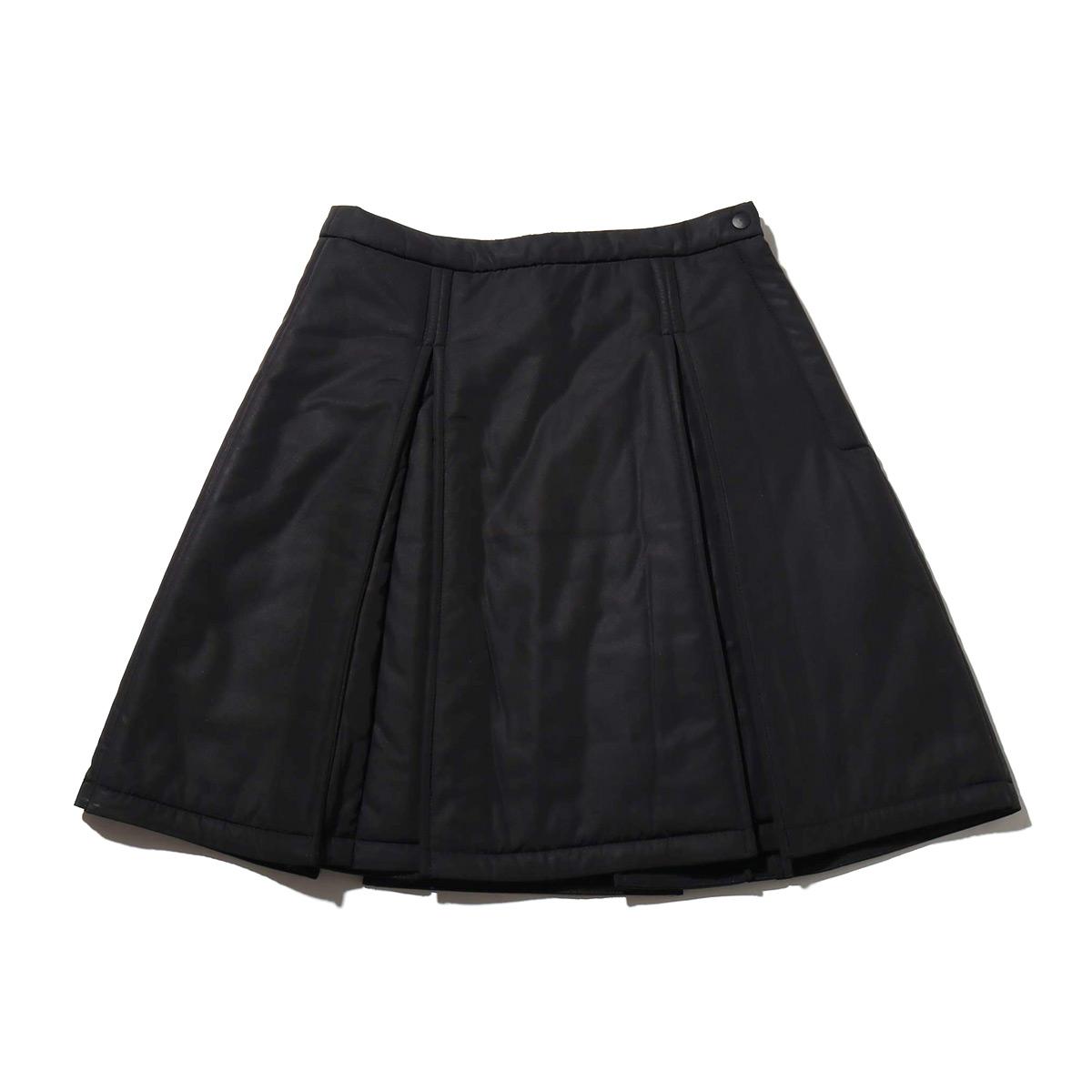 atmos pink MA-1 プリーツスカート(アトモスピンク MA-1 プリーツスカート)BLACK【レディース スカート】18HO-I