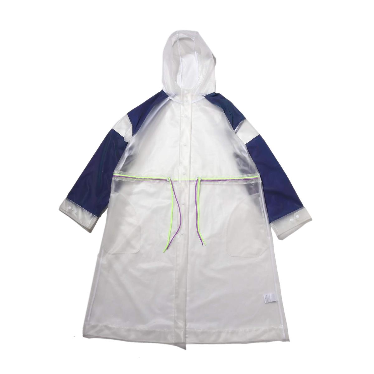 atmos pink リフレクターロングジャケット(アトモスピンク リフレクターロングジャケット)CLEAR【レディース ジャケット】20SP-I