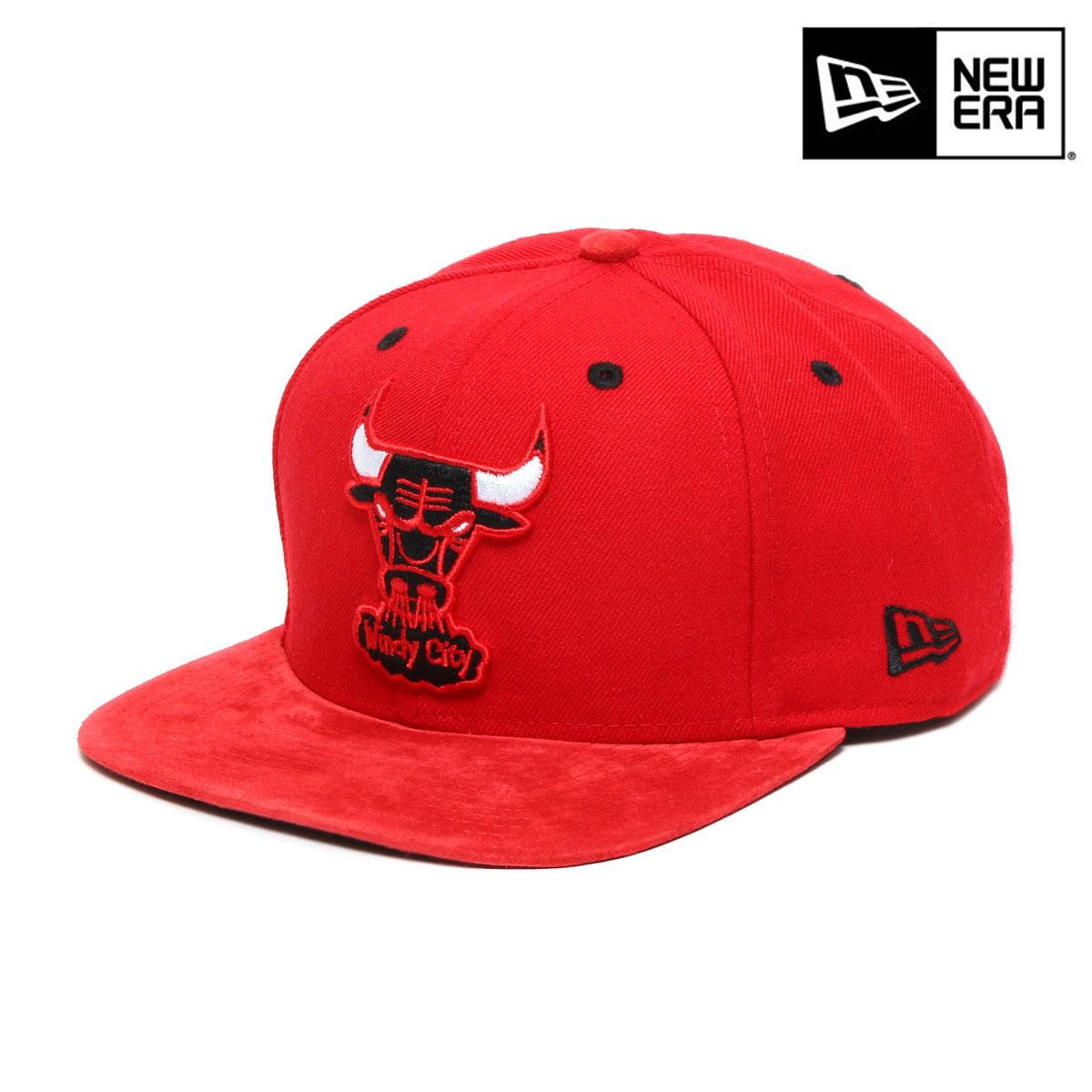 atmos pink  NEW ERA 9FIFTY ORIGINAL FIT SNAPBACK SUEDE Chicago Bulls ... c53b6781fc5