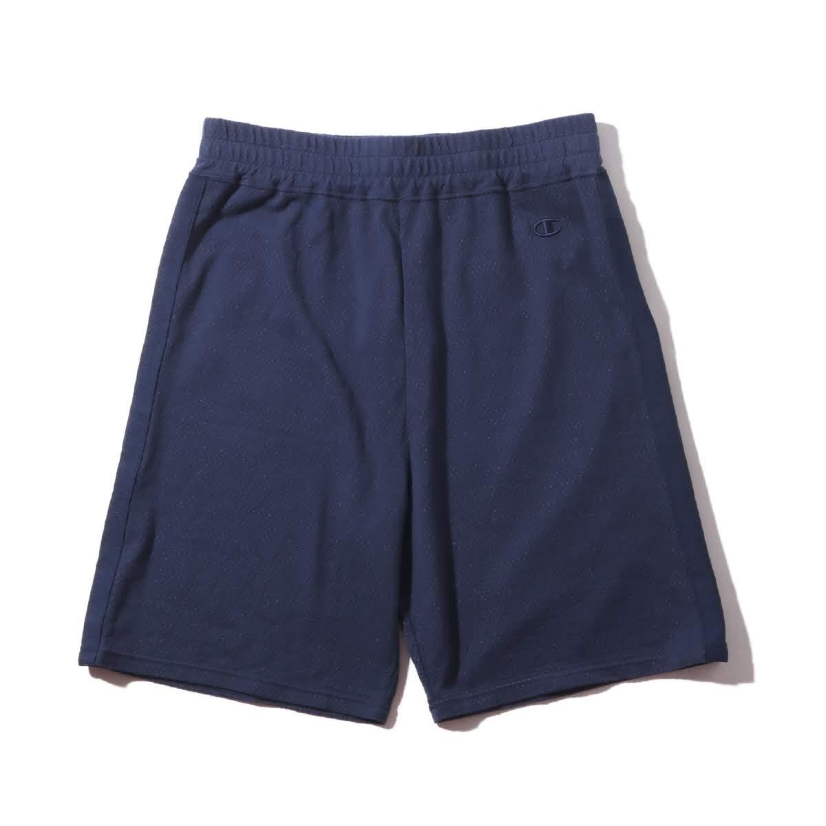 CHAMPION Mesh Jersey Basketball Shorts(チャンピオン メッシュ バスケットボール ショーツ)2色展開【メンズ ハーフパンツ】