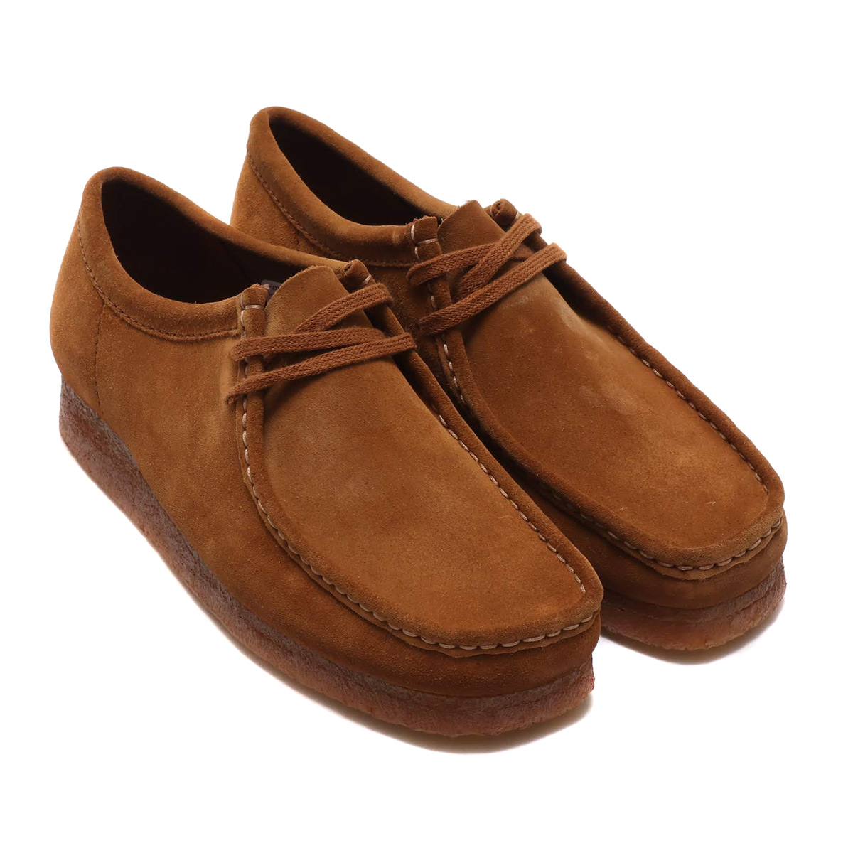 Clarks Wallabee (クラークス ワラビー)Cola Suede【メンズ ブーツ】19SP-I