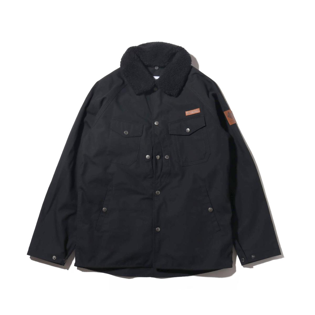 Columbia TENT TRAIL JACK (コロンビア テントトレイル ジャケット)BLACK【メンズ ジャケット】18FW-I
