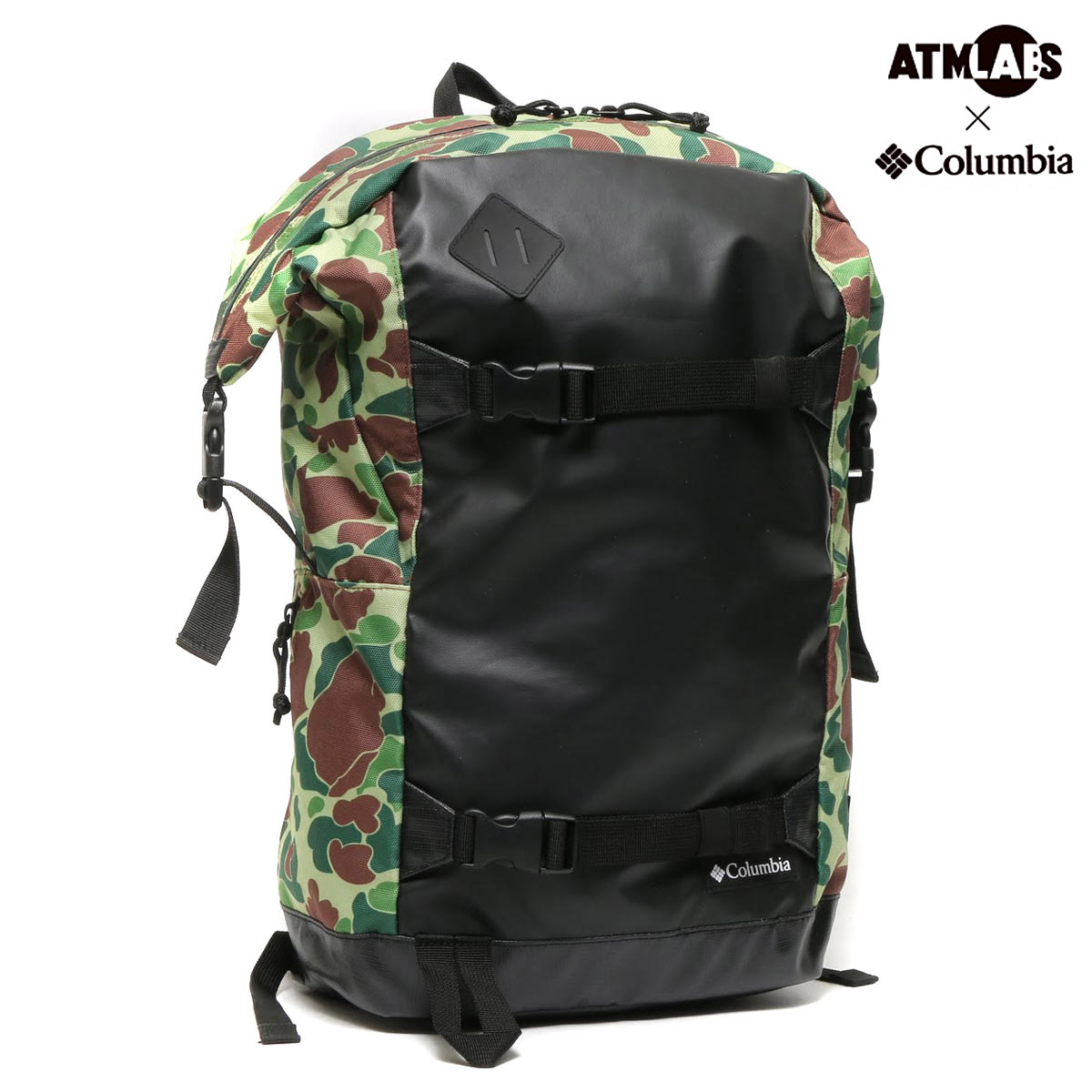 Columbia ATMOS LAB Third Bluff(TM) Special Backpack (コロンビア アトモスラボ サードブラフ(TM) スペシャル バックパック )ELM CAMO【バックパック】17SS-S