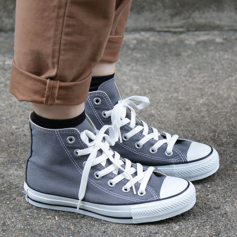 2converse charcoal