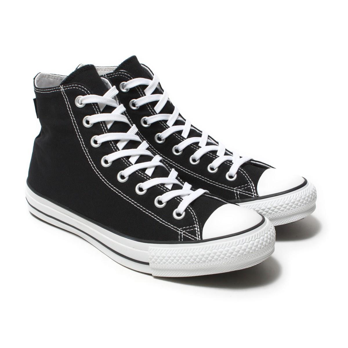 CONVERSE ALL STAR 100 GORE TEX HI (Converse all stars 100 Gore Tex HI) BLACK 17FA I