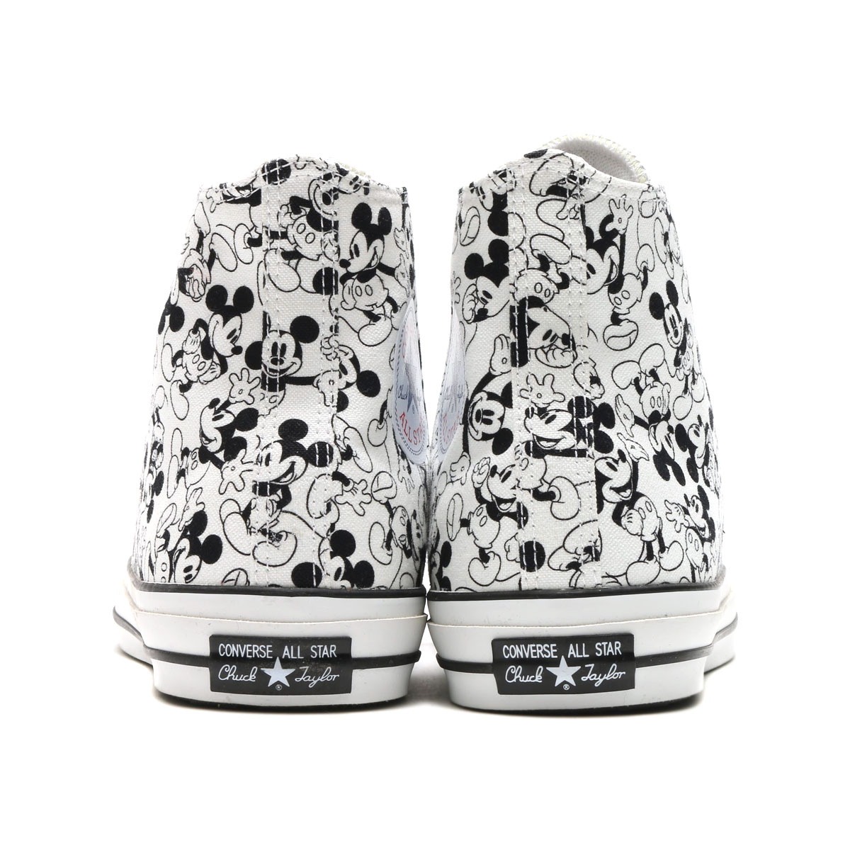 CONVERSE ALL STAR 100 MICKEY MOUSE PT HI (Converse all-stars 100 Mickey Mouse PT high) MONO 17SP-I