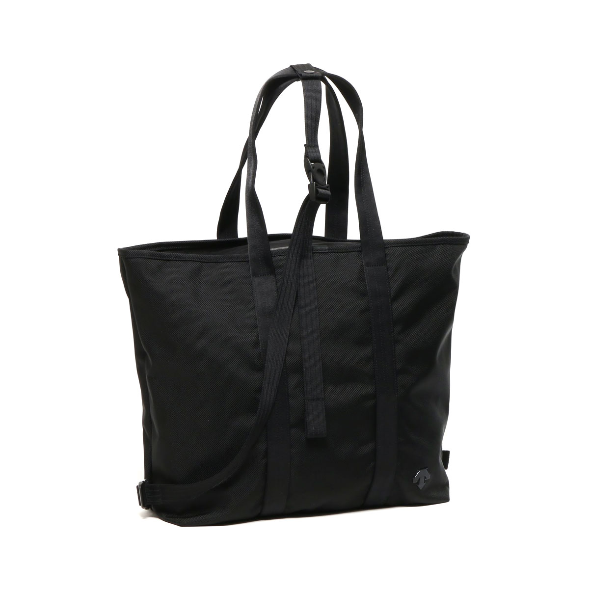 Descente Allterrain X Porter Waterproof Tote Bag Orr Terra In Black 18sp I