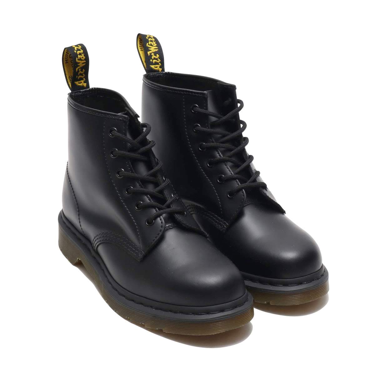 Dr.Martens 101 6EYE BOOT(ドクターマーチン 101 6アイ ブーツ)BLACK【メンズ レディース】16FW-I
