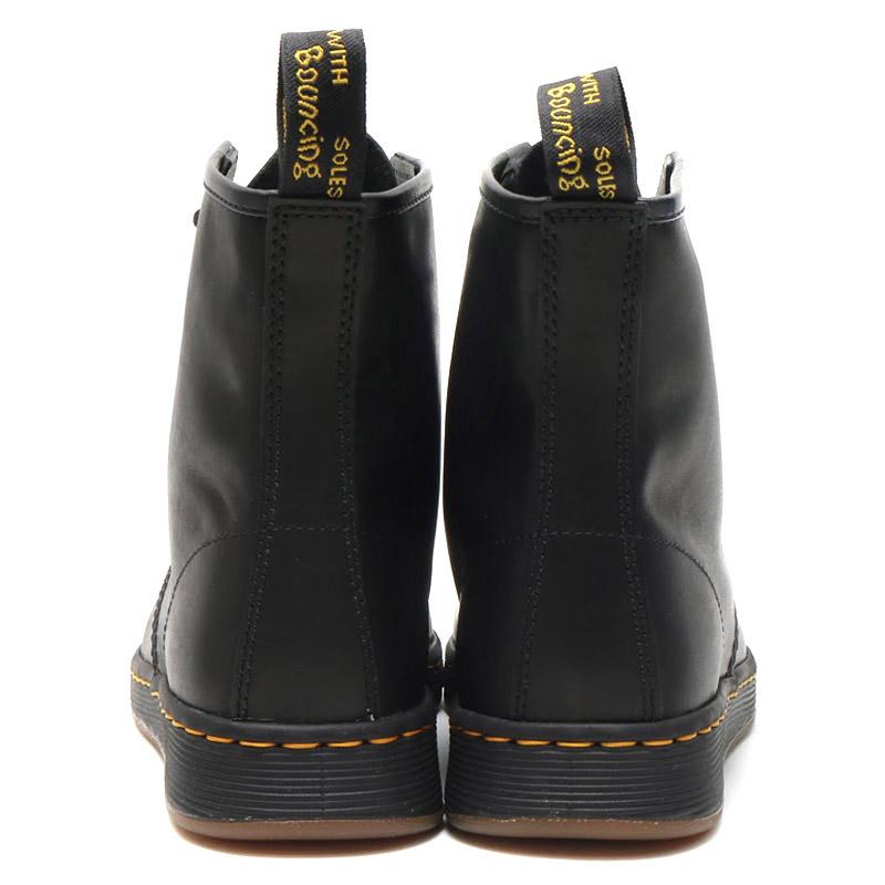 01b8b04a30b77 Dr.Martens NEWTON 8EYEBOOT (Newton Dr. Martens 8 eye boots) BLACK 16FW-I