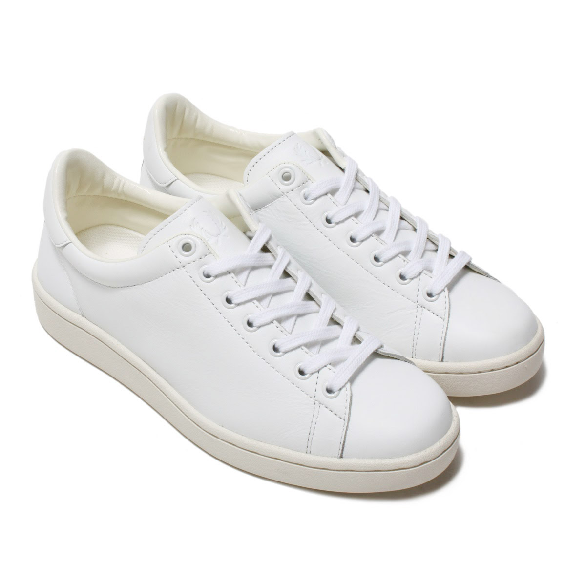 FRED PERRY BREAUX(フレッドペリー ブロー)(WHITE)17SS-I
