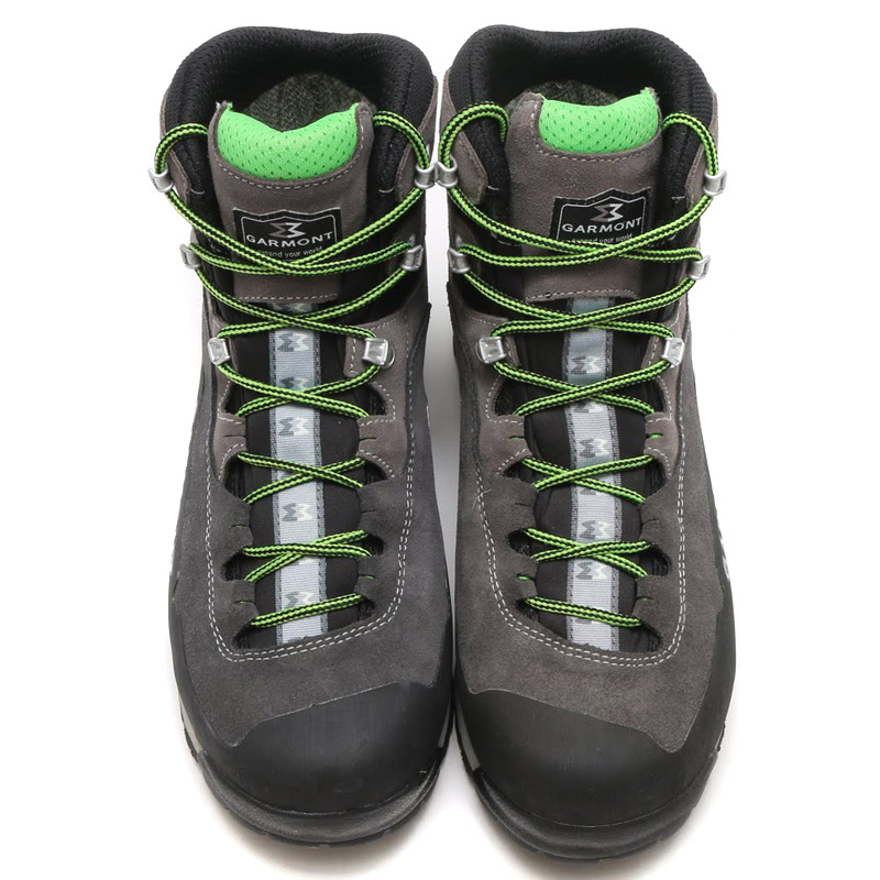 Garmont DRAGONTAIL HIKE GTX (garmont Dragon tail hiking GORE TEX) GREY/GREEN 16SS-I