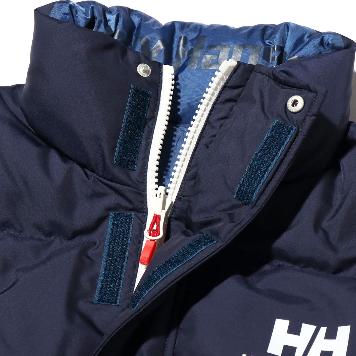HELLY HANSEN BUBBLE DOWN JACKET (ヘリーハンセン バブル ダウン ジャケット)HB/ヘリーブルー【メンズ ジャケット】18FW-I