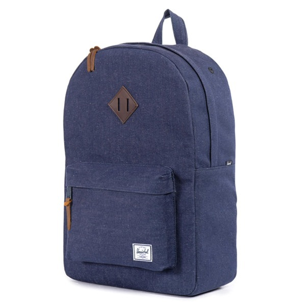 Herschel Supply HERITAGE CANVAS 【ハーシェル サプライ ヘリテージ キャンバス】INDIGO DENIM/NAVY COTTON CANVAS14FW-I