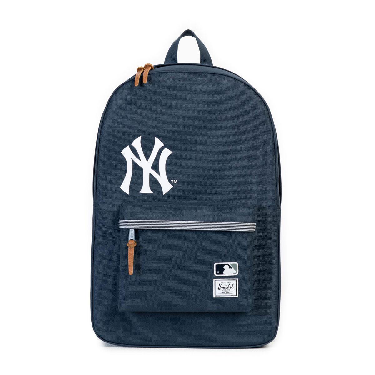 Herschel Supply Co HERITAGE BACKPACK(ハーシェル サプライ ヘリテージ バックパック)New York Yankees【メンズ レディース バックパック】18SP-I