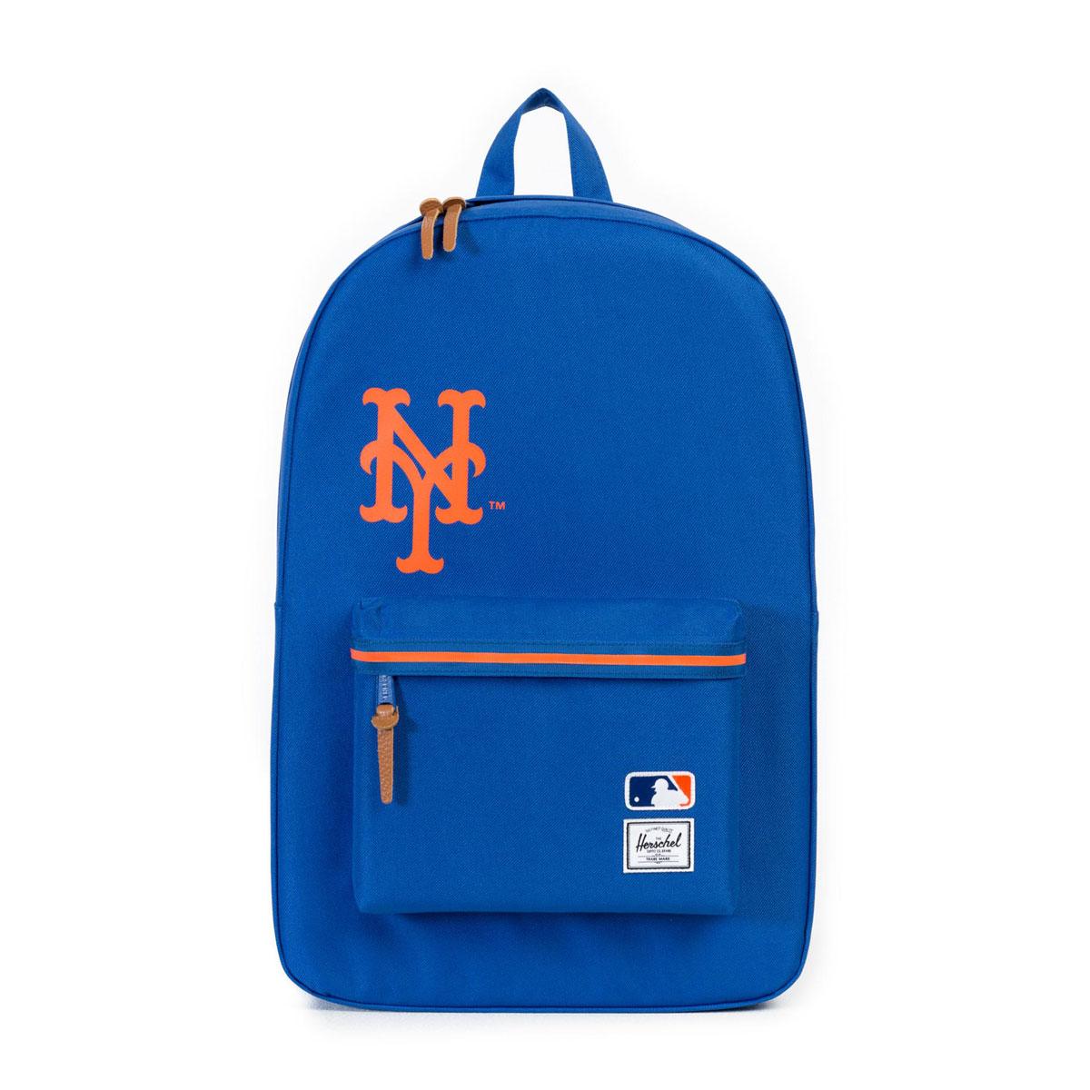 Herschel Supply Co HERITAGE BACKPACK(ハーシェル サプライ ヘリテージ バックパック)New York Mets【メンズ レディース バックパック】18SP-I