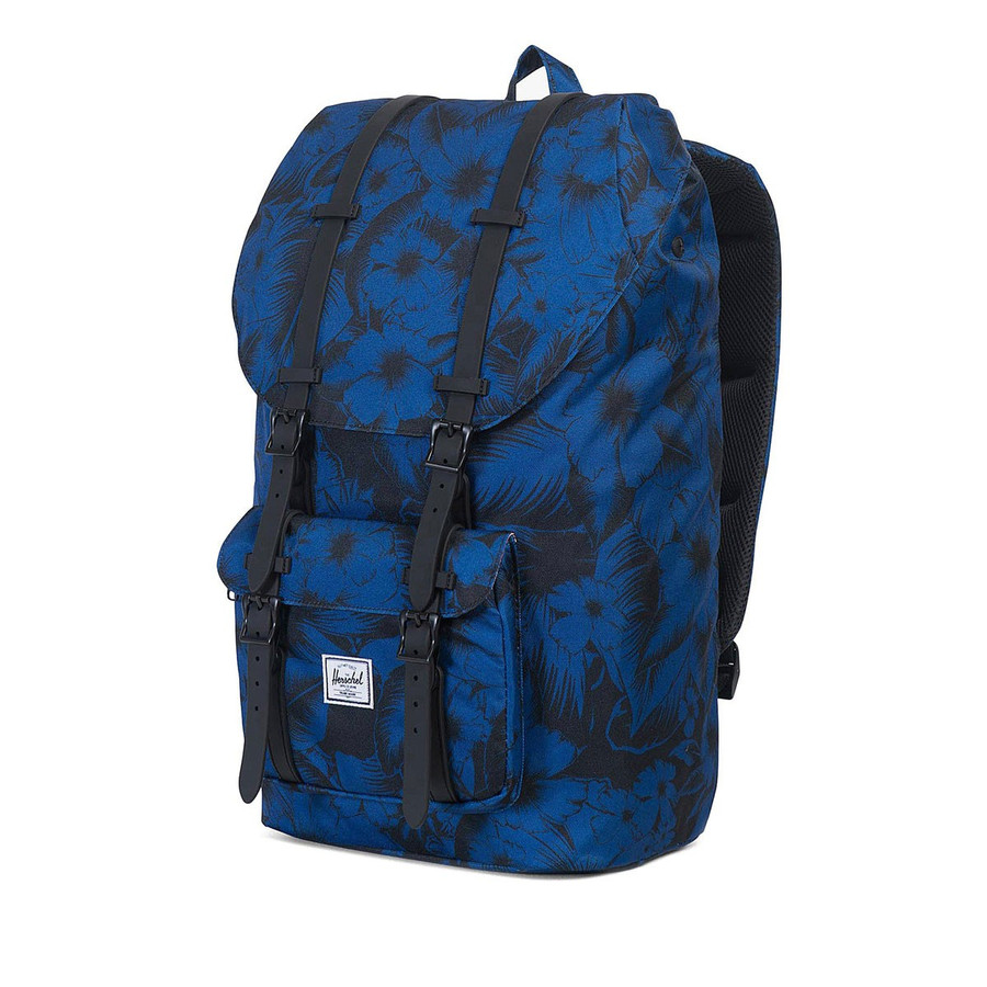 Herschel Supply Co LITTLE AMERICA(ハーシェル サプライ リトル アメリカ)JUNGLE FLORAL BLUE【バッグ】【バックパック】【リュック】16SU-I
