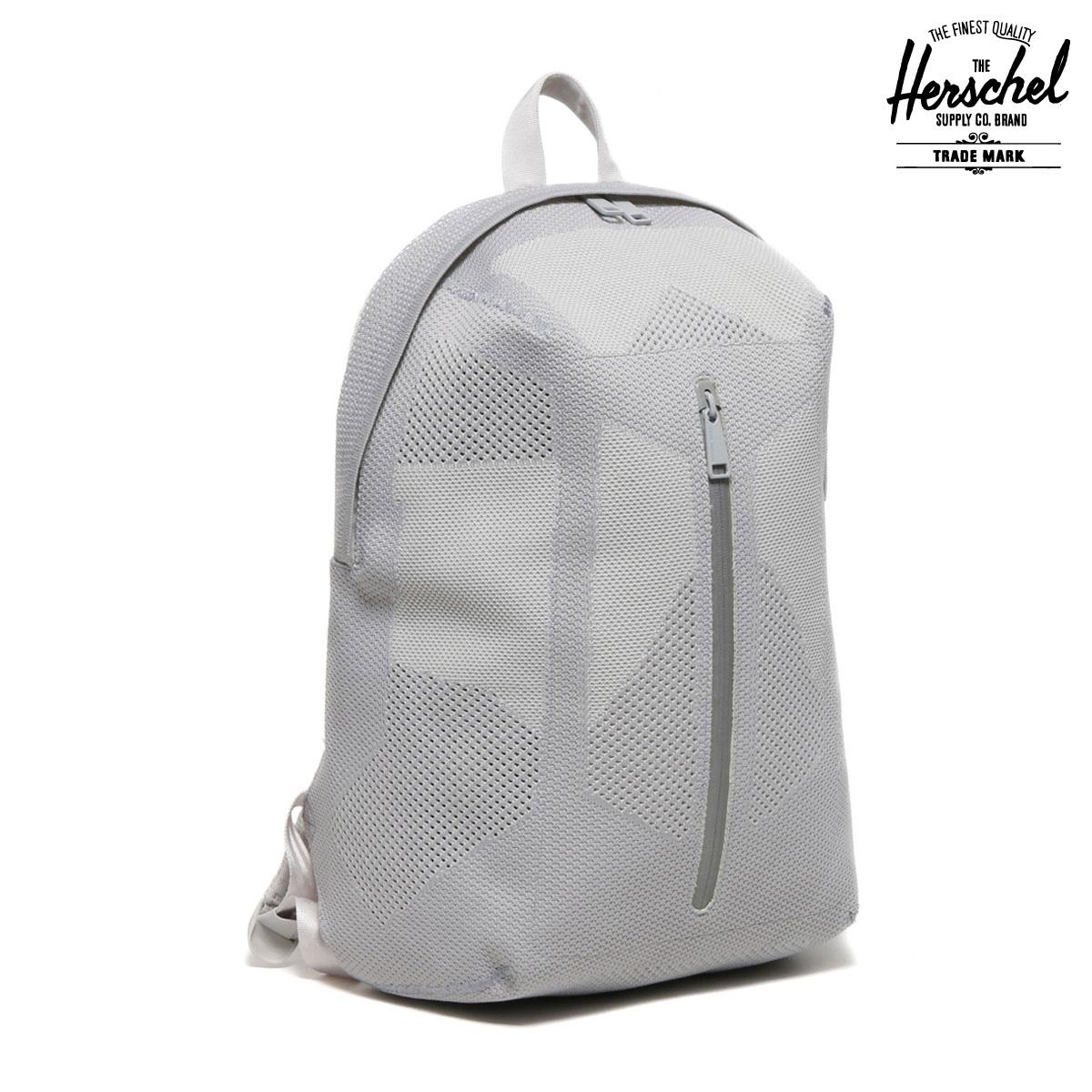 Herschel Supply Co Apex Dayton (ハーシェルサプライ エイペックス デイトン) Quiet Grey/Nimbus Cloud【バックパック】17SP-I