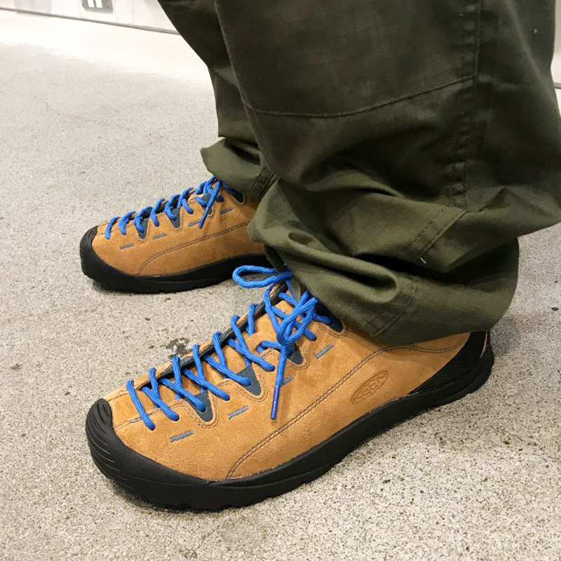 KEEN JASPER M(キーンジャスパー M)CATHAY SPICE/ORION BLUE【メンズ スニーカー】17FA-I