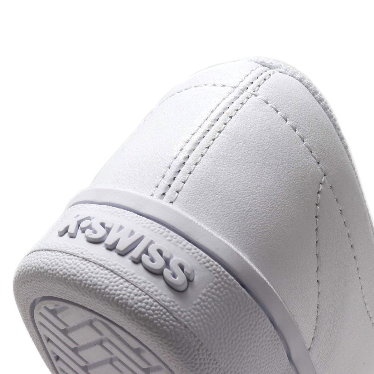 K・SWISS CLASSIC 88 WS W(ケースイス クラッシック 88 WS W)WHITE/NAVY/RED【レディース スニーカー】19SS-I