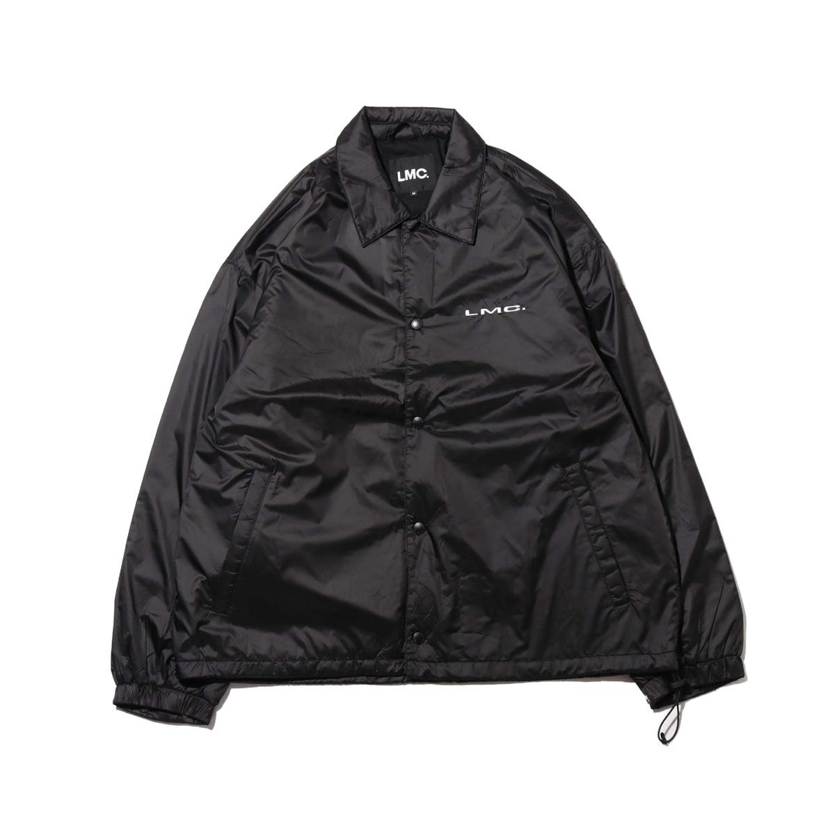 LMC OVERSIZED LIGHT PADDED JACKET (LMC オーバーサイズ ライト パデッド ジャケット)BLACK【メンズ ジャケット】18FW-I