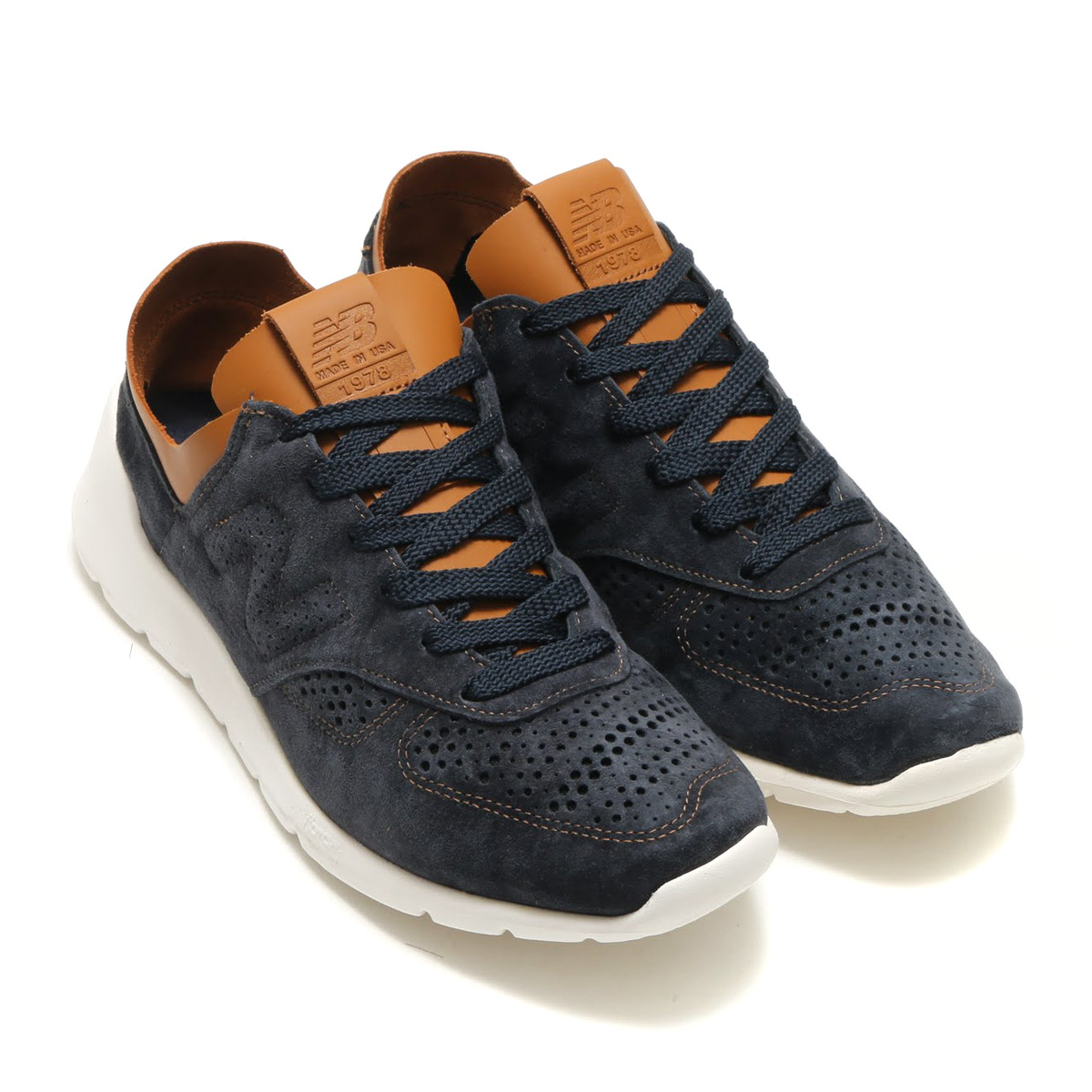 New Balance ML1978 NV (New Balance ML1978NV) NAVY 17SS I