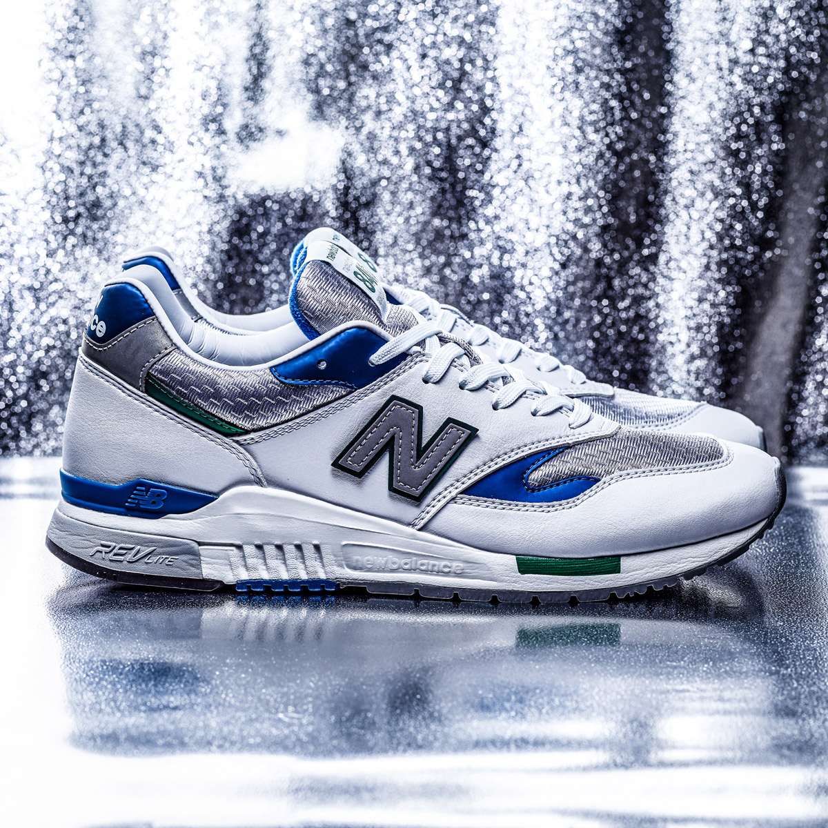 New Balance ML840AB (New Balance ML840AB) WHITE 18SP-I