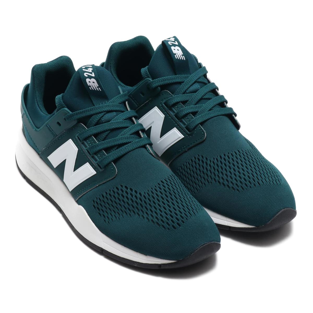 new balance 247 verde jade