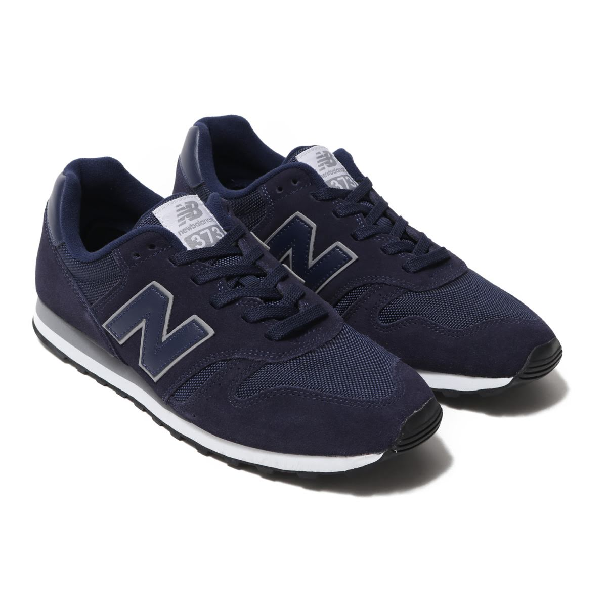 39e1212dedf71 A men's model to suggest in orthodox running-style of New Balance. I  release four colors of new collar which I gathered up in a monotone key in  dark color ...