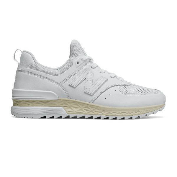 2019 discount sale shopping special section New Balance MS574LSW (New Balance MS574LSW) WHITE 18FA-I