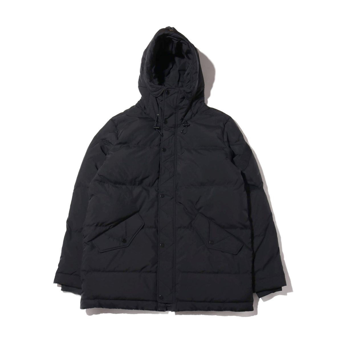 NIKE M J WINGS DOWN PARKA(ナイキ ジョーダン WINGS DOWN パーカー)BLACK/BLACK/BLACK【メンズ パーカー】19HO-S