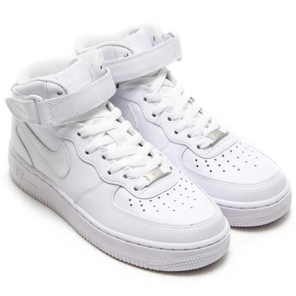 18fa '07nike I Women Wmns Nike Cryovr Air '07Whitewhite Force Mid 1 pSVqUMz